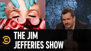 Science Proves It: Hot People Have it Easier - The Jim Jefferies Show - COMEDYCENTRAL