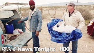 We Camped Out On The Border To See What The So-Called Crisis Looks Like (HBO) - VICENEWS
