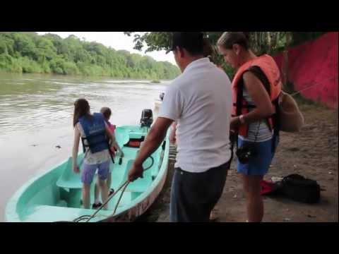 Centro Ecoturístico Las Guacamayas, Chiapas, México