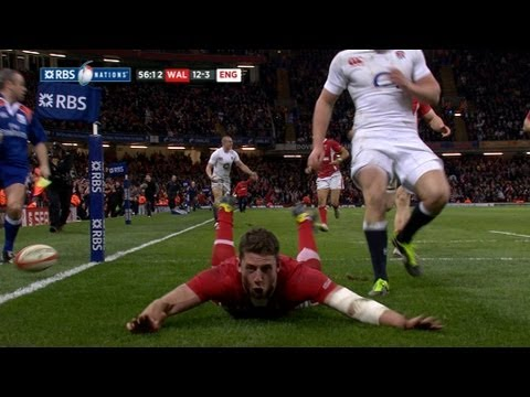 Full Time Roundup Wales v England 16 March 2013