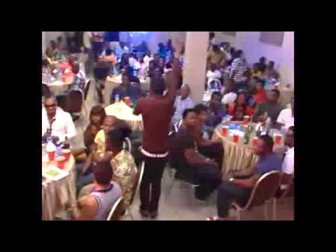 J.Froze Dj Jeff's performance @ Wesley Asoro Hotels, Benin City, Nigeria