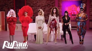 The Eliminated Queens' Votes 'Deleted Scene' | RuPaul's Drag Race All Stars - VH1