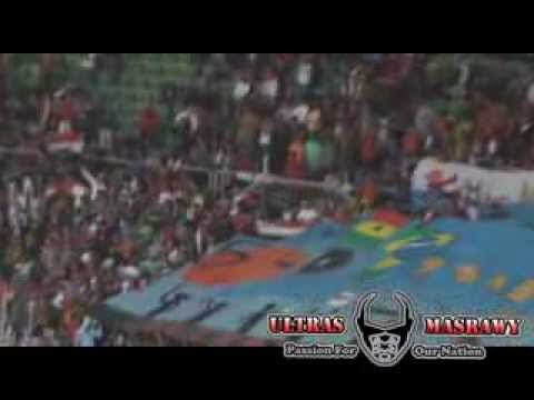 Ultras masrawy Intro Egypt&Ghana (2-1) 19-11-2013
