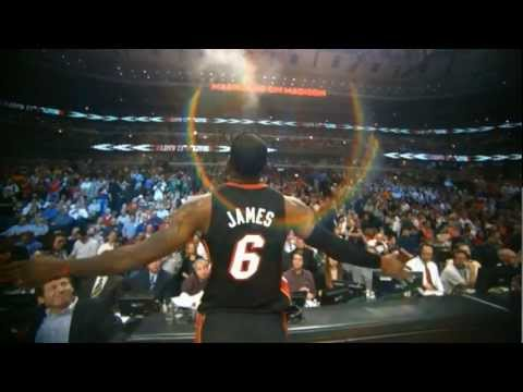 LeBron James 2012 Mix- So Good