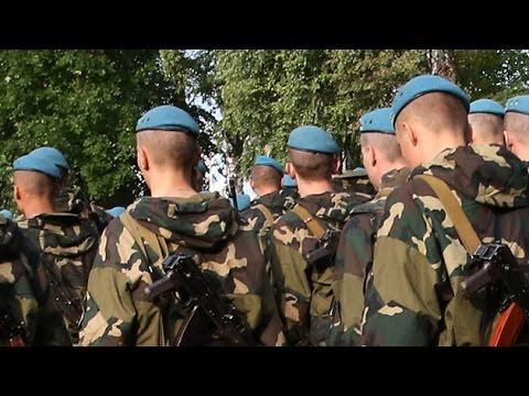 Los militares rusos detenidos en Ucrania vuelven a Rusia