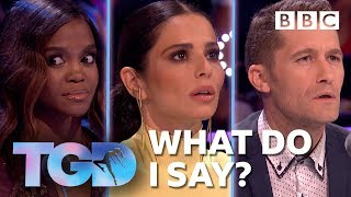 Critical dance captains cast SHADE over crowd fave Wei 👀😦👎 - The Greatest Dancer | Auditions - BBC