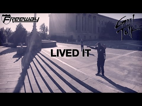 "Freeway Feat. Girl Talk ""Lived It"" Video"