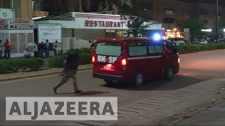 Burkina Faso in mourning following deadly restaurant attack - ALJAZEERAENGLISH