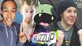 Porno oder YouTube-Star? - Ungespielt Mauspad - Apecrime und SimonDesue: TV Total Event - WuzzUp!?