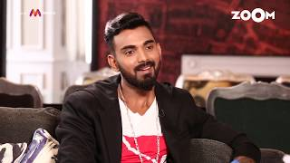 KL Rahul wants to marry MS Dhoni? | Quickies on zoom Open House With Renil - ZOOMDEKHO