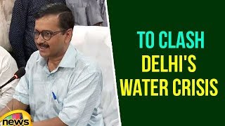 Arvind Kejriwal Says Will Follow Singapore, To Clash Delhi's Water Crisis | Mango News - MANGONEWS