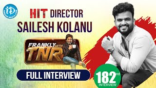 Frankly With TNR #182 - Exclusive Interview | Talking Movies With iDream - IDREAMMOVIES