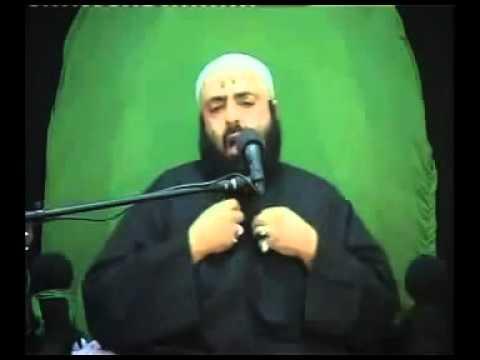 الدجال حسين الفهيد وسؤال من لذي صلى على الامام الحسين
