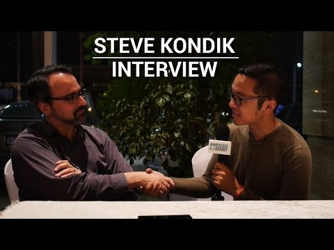 Interview with Steve Kondik of Cyanogen at OnePlus Event