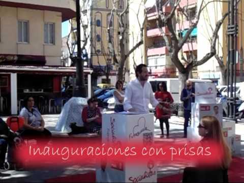 Inauguraciones con prisas electorales