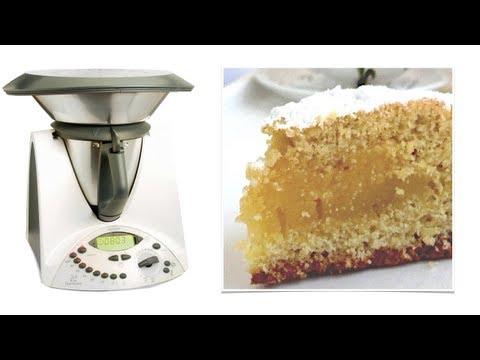 Torta con Crema al Limone Bimby