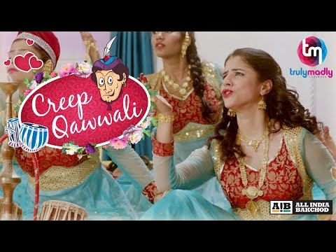 TrulyMadly presents Creep Qawwali with All India Bakchod - عربي