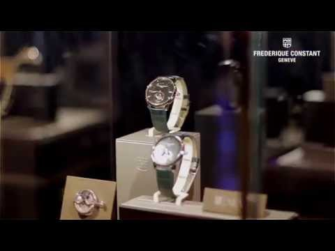 FREDERIQUE CONSTANT 10 YEARS HEART BEAT GENEVA PARTY