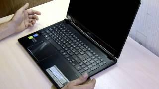 Распаковка ноутбука Acer Aspire v5 573G
