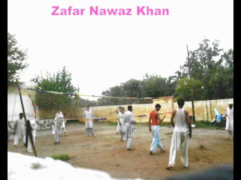 Shooting Volleyball Mianwali (iskanderabad)