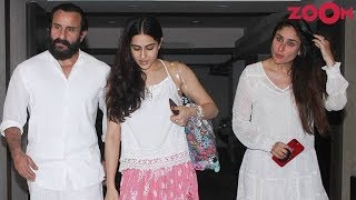Kareena Kapoor to throw a party to celebrate Sara Ali Khan's debut | Bollywood News - ZOOMDEKHO
