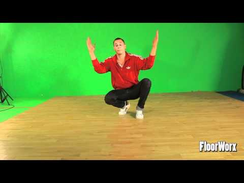 How to do a flare tutorial- basic breakdance powermoves
