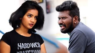 Vaadu Veedu Madhyalo Dhhayyam Comedy Short Film 2017 || Mahesh Vitta, Jhansi Rathod - YOUTUBE