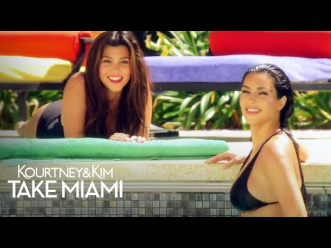 "First 10 Minutes of ""Kourtney & Kim Take Miami"" 1/20"