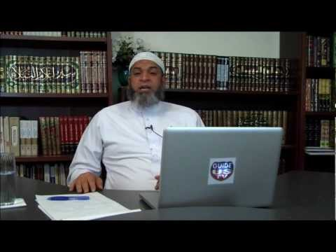 jinn and Satan in Islam by Imam Karim AbuZaid