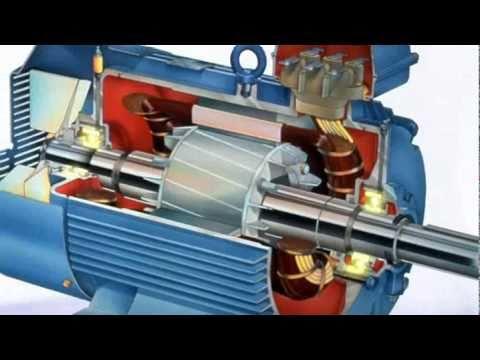 Motor  de Imanes Permanentes (HPM) de Ingersoll Rand