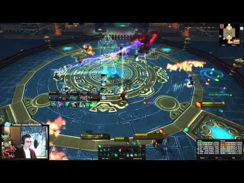 Mogu'shan Vaults: Feng the Accursed 10 Man