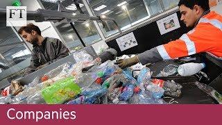 Consumer goods groups join war on plastic - FINANCIALTIMESVIDEOS
