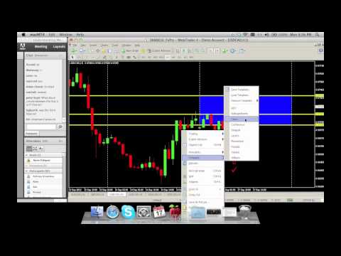 Forex Candlesticks Tutorial and