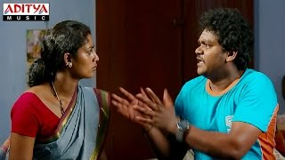 Saahasam Seyaraa Dimbhakaa Movie Comedy Trailer - Sri, Shankar, Hameeda - ADITYAMUSIC