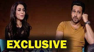 Raja Natwarlal Movie - Emraan Hashmi and Humaima Malik's Exclusive Interview