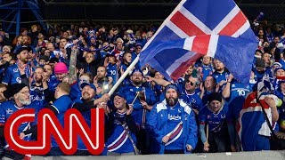 Strákarnir okkar (Our boys): Iceland and the World Cup - CNN