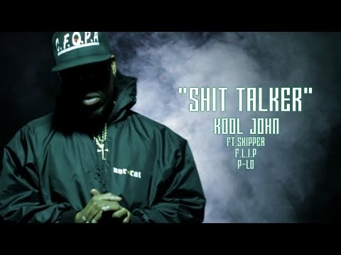 Kool John ft. HBK Skipper, F.L.I.P & HBK P-Lo - Shit Talker (Music Video)