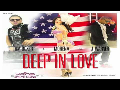Tom Boxer & Morena Feat. J Warner - Deep In Love (Kros Vs Simone Farina Rmx) - Official Preview