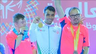 17 Mar, 2019 - India on a golden run at Special Olympics in Abu Dhabi - ANIINDIAFILE