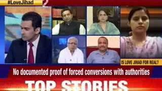 Speak Out India: Conversion conspiracy or marital dispute? - NEWSXLIVE
