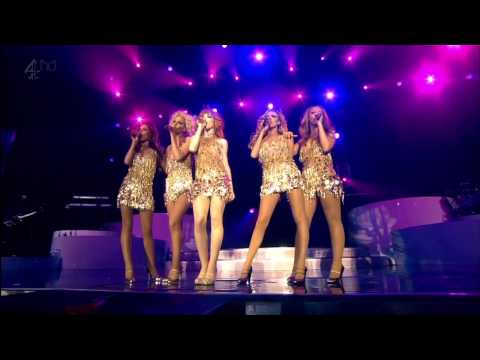 Girls Aloud live