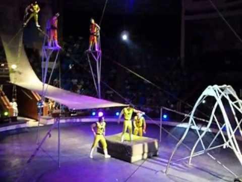 World Circus Day in Hanoi Vietnam