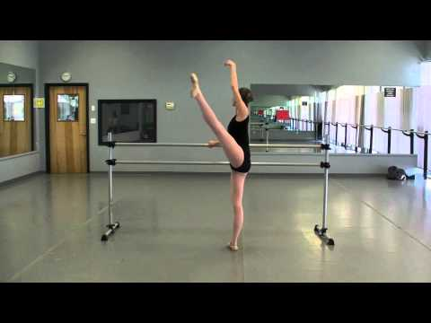 Ballet Audition Video