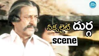 Naxalite Durga Movie Scenes - Badraiah Reveals About Raju's Background || Sridevi - IDREAMMOVIES