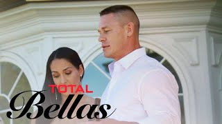 Brie Bella Hijacks Nikki & John Cena's Engagement Party | Total Bellas | E! - EENTERTAINMENT