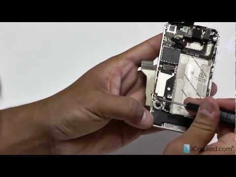 Official iPhone 4 Verizon/CDMA Screen / LCD Replacement Video & Instructions - iCracked.com