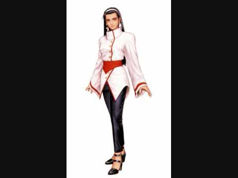 King of Fighters 96 AST Fairy (Theme of Chizuru Kagura)