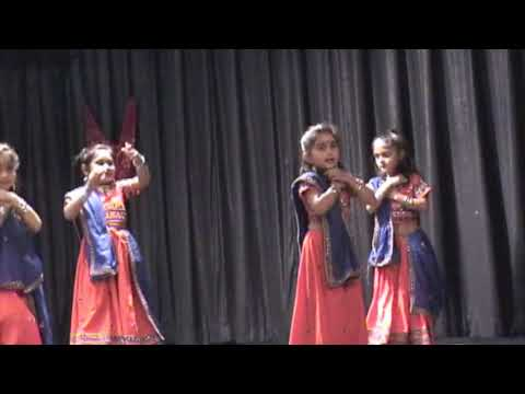 Ame To Tara Nana Baal -- Performed By: Ria Trivedi & Friends
