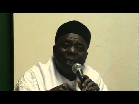 SHEIKH MUSTAPHA B. BALOGUN Lecture in New York PART 3