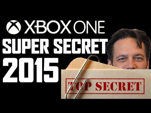 Xbox Super Secret 2015